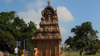 Ganesh Ratha in Mahabalipuram