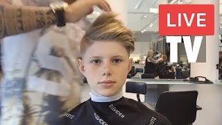 Boys Hairstyle 2016
