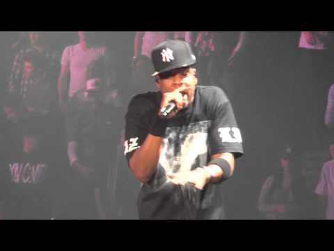 Jay-Z Kanye West Public Service Announcement U Don't Know Live Montreal 2011 HD 1080P