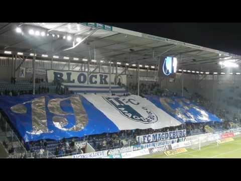 Choreo: 1. FC Magdeburg - VfB …
