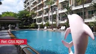 Cozy One Bedroom Ground Floor Condo in World Famous Patong Beach, Phuket