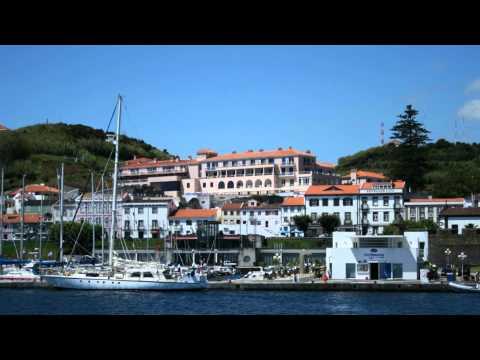 Azores - Vista dos Açores Nove ilhas de beleza