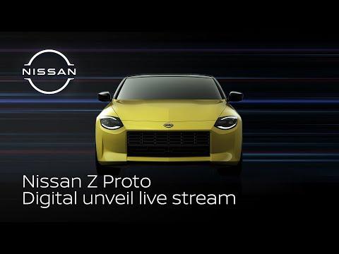 Nissan Z Proto Digital unveil