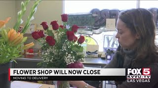 Las Vegas Flower Shop Owner Says Business Is Essential