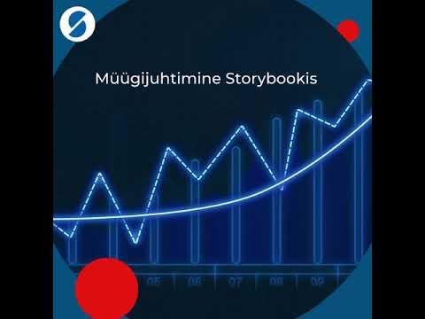 Müügivõrgustiku laiendamine Storybooki abil