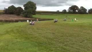 preview picture of video 'FGA Round 10 - Race 7 - Hampton, Malpas - 27th September 2014  - Youths'