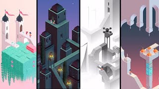 Monument Valley 2 - Chapter 5 to 8 Walkthrough Video