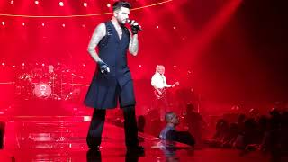 Queen + Adam Lambert - Lucy, Riffs, I Want It All, Berlin, 19.06.2018
