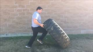 Tire Flips, How To