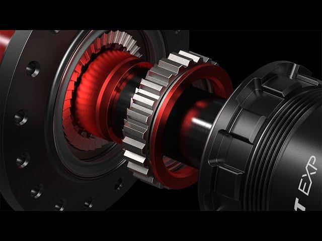 Видео Втулка задняя DT Swiss 240 148/12 DISC BRAKE 6-bolt SRAM XD 32 EXP