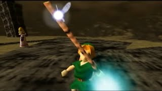 【RTA】ゼルダの伝説 時のオカリナ 19分37秒でクリア【字幕解説】