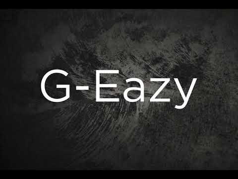 T-Pain ft G-Eazy .Girlfriend (Lyrics)