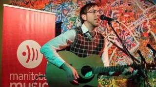 Johnny Broadway // My Fingers, Your Toes (Live at the Folk Exchange, January 21, 2011)
