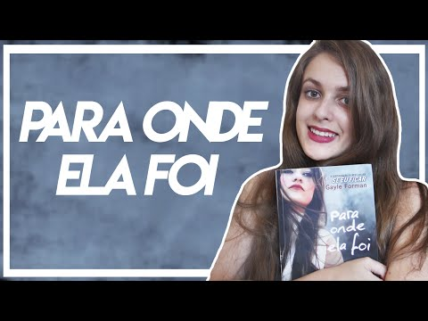 PARA ONDE ELA FOI | Luana Abino