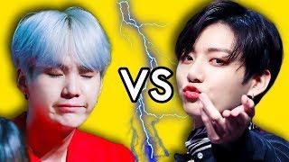 Jungkook VS. Hyungs 😆 BTS (방탄소년단 / 防弾少年团)