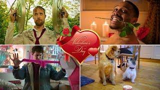 videos de risa Anuncios de cómics de San Valentín