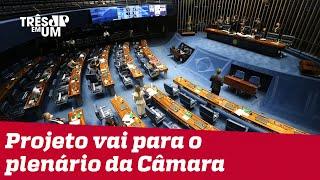 Senado aprova PEC do auxílio emergencial em 2º turno