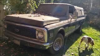 Saving My Own Old Black Truck