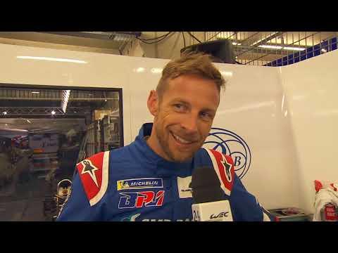 2018 24 Hours of Le Mans - Interview Jenson Button