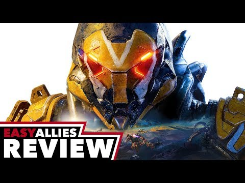 Anthem - Easy Allies Review - YouTube video thumbnail