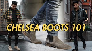 How To | WEAR CHELSEA BOOTS (Streetwear)