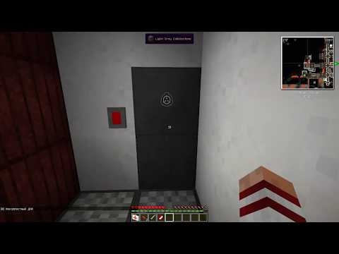 SCP Containment Breach 1 1 5 map Minecraft by  ThePencilwriter