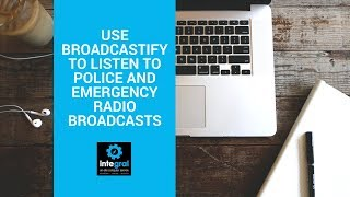Tech Tips for Non-Tech People | Use Broadcastify to Listen to Police and Emergency radio broadcasts