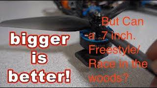 #GoPro Max Rugged Woods #fpv Stress #test!