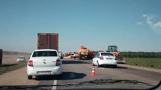Страшная авария 16 августа. Трасса Брюховецкая-Тимашевск