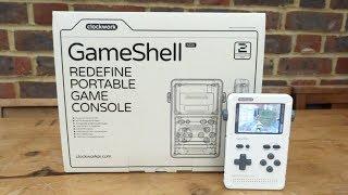 Build Your Own GameBoy! (ClockWork GameShell)