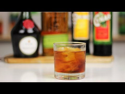 YESTERDAY TODAY AND AMARO – Rye Whiskey + Amaro!
