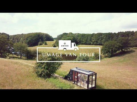 The UMAGE van tour