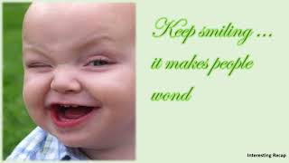Beautiful Smile Quotes - Inspirational Quotes To Make You Smile