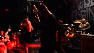 """Korn """"Right Now"""" cover by Chelsea Grin (live 2015)"""