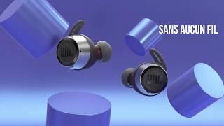 Video 2 of Product JBL Reflect Flow True Wireless Sport Headphones