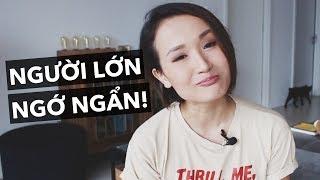 5 ĐIỀU NGỚ NGẨN CỦA NGƯỜI LỚN | Vlog | Giang Ơi