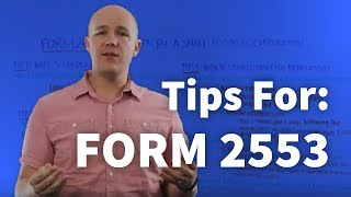 Tips for Filling IRS Form 2553, Election by a Small Business Corporation