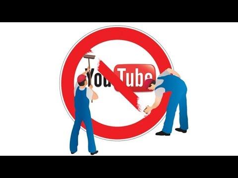 Внимание! На случай блокировки Youtube