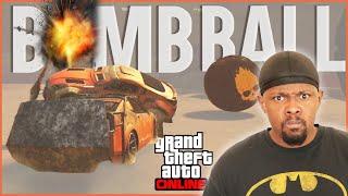 He Exposed The SECRET Bomb Ball Meta! (GTA 5 Online)
