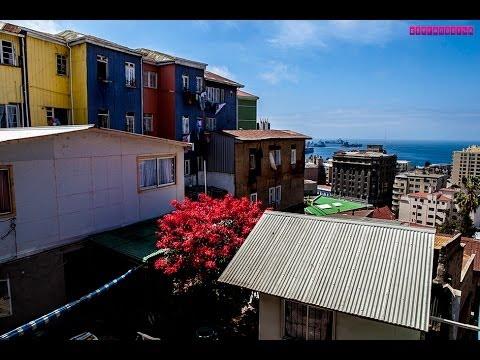 Valparaíso, Chile - Guia Turístico