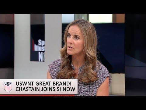 Sample video for Brandi Chastain