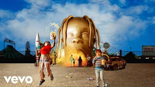 Travis Scott   ASTROTHUNDER (Official Audio)