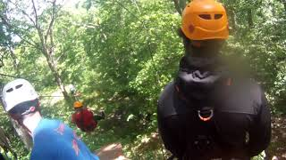 Dawn Heideman, Be The One   ZipZone Canopy Tours –  May 23, 2017