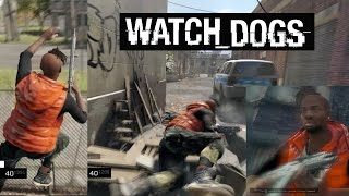 Iraq At His Prime - Watch Dogs Play As NPC Mod