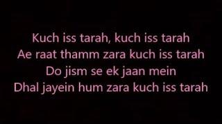 kuch iss tarah lyrics 1921 - YouTube