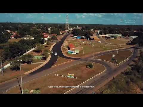 Prefeitura de Nossa Senhora do Livramento com foco em Desenvolvimento e Crescimento.