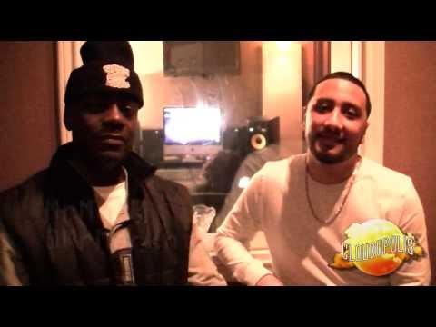 CloudLog: MrMark in studio with Magno- Crack