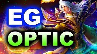 EG vs OPTIC - GAME OF THE DAY! - SUMMIT 9 DOTA 2