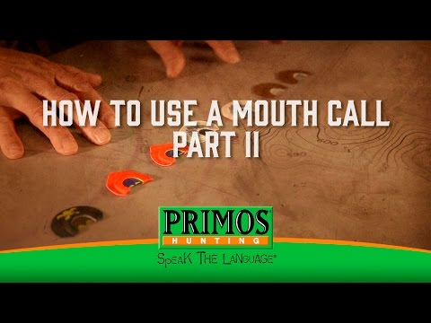 How to Use a Mouth Turkey Call Part II video thumbnail