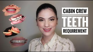 Cabin crew teeth requirements   Days with Kath